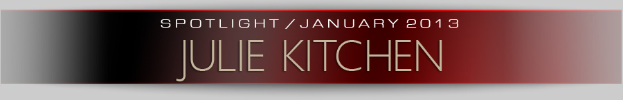 Spotlight: Julie Kitchen