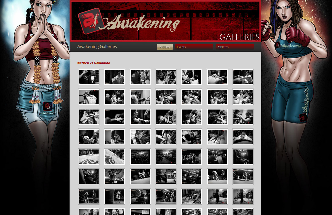 Awakening Galleries