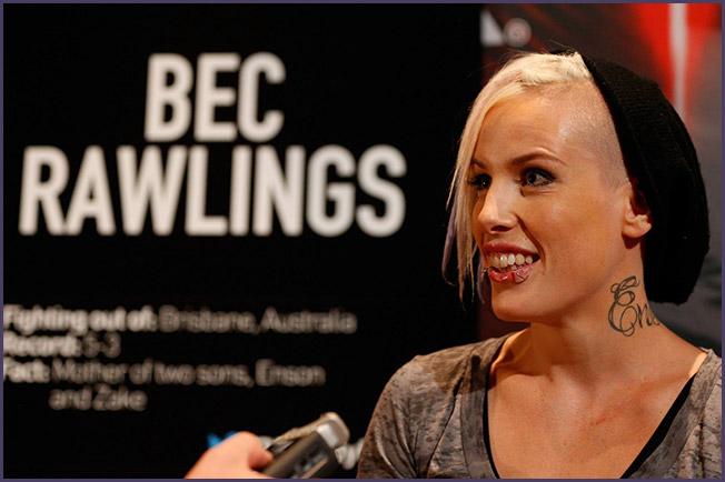 Bec Rawlings