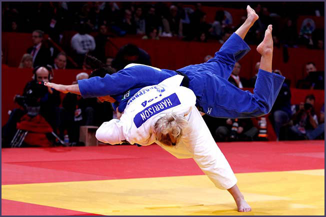 Photo Credit: International Judo Federation