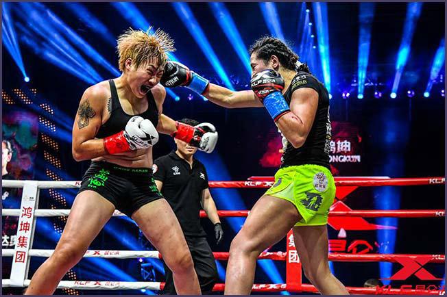Photo Credit: Kunlun Fight