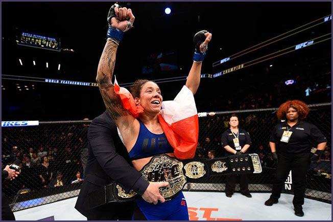 Photo Credit: UFC Facebook