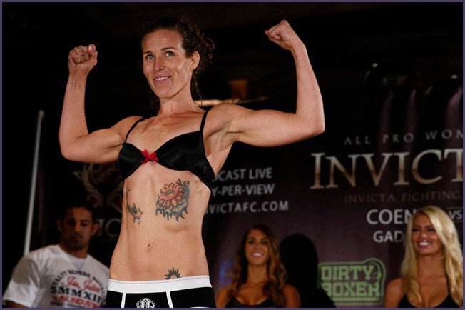 Photo Credit: Esther Lin for Invicta FC