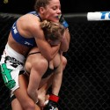 Rousey vs Carmouche
