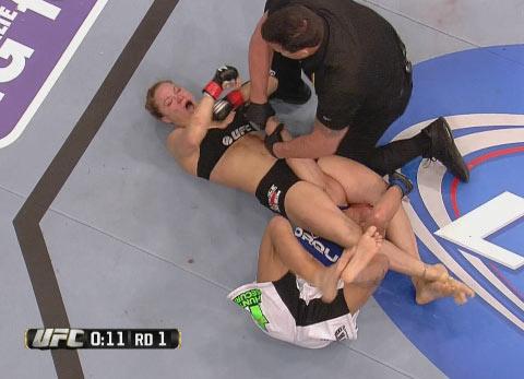 Ronda Rousey Vs Liz Carmouche 2