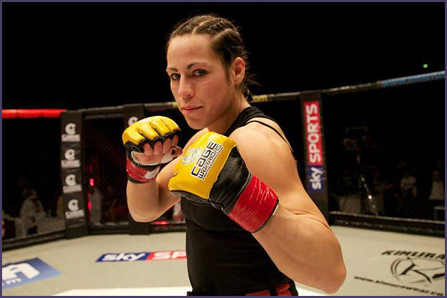 Photo Credit: Dolly Clew For Cage Warriors
