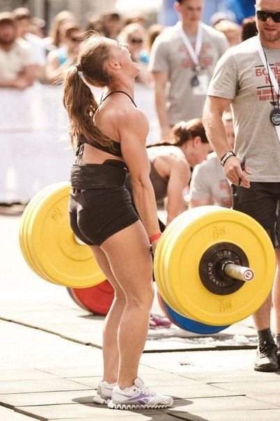 Aleksandra Albu Weights