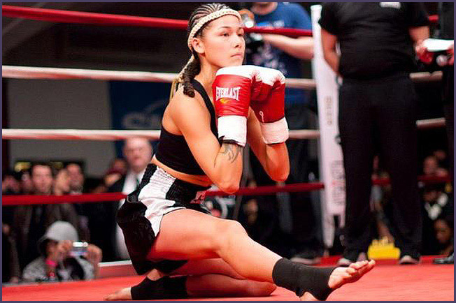 Ashley Nichols MMA & Muay Thai