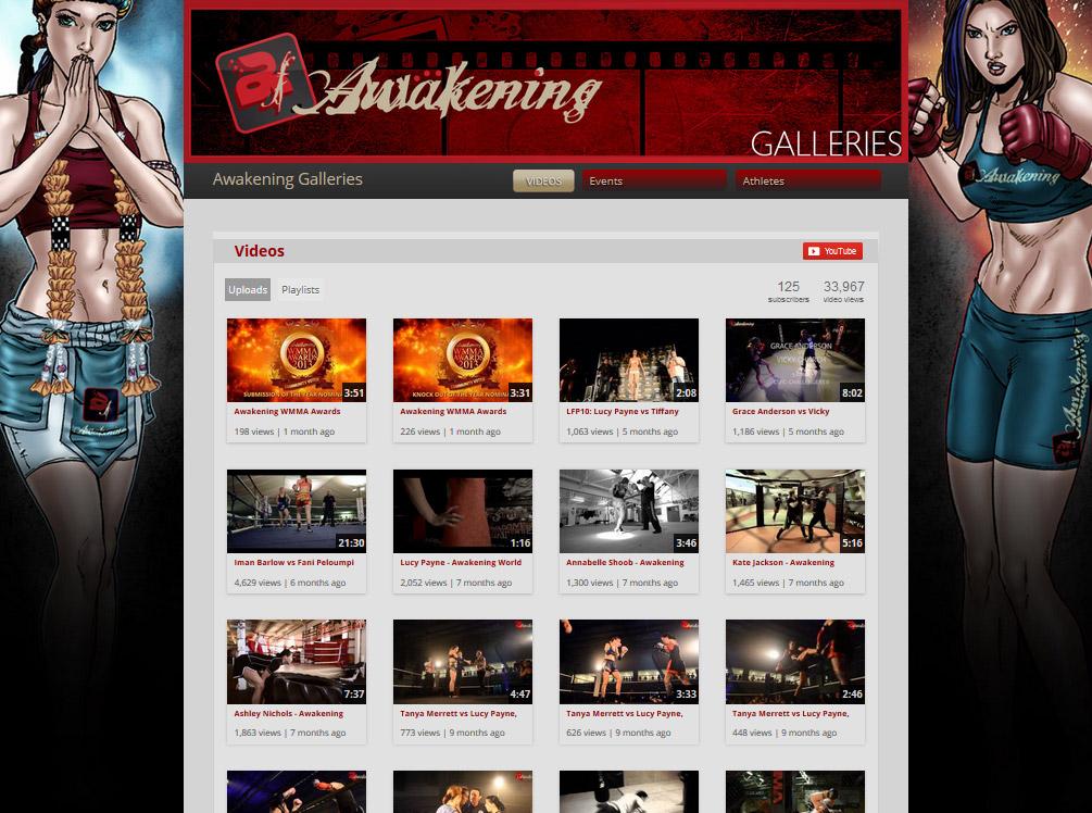 Awakening Video Gallery