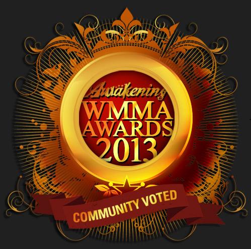 Awakening WMMA Awards 2013 Results