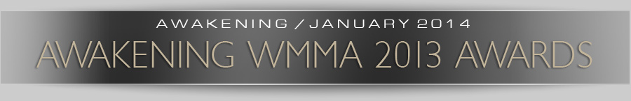 Awakening WMMA 2013 Awards
