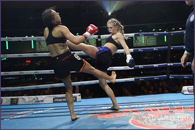 Photo Credit: Natalia Rakowska for Muay Thai Grind Prix