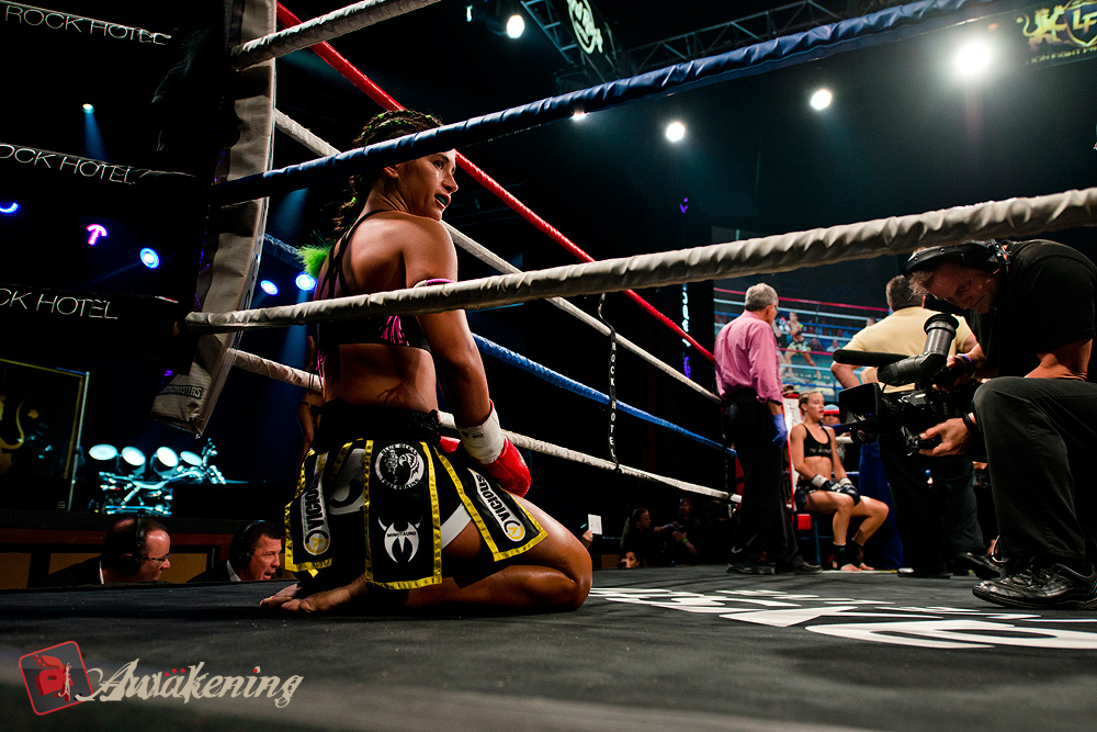 Female Muay Thai 2013 Awards