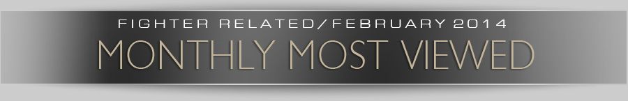 Monthly Most Viewed - Feb 2014