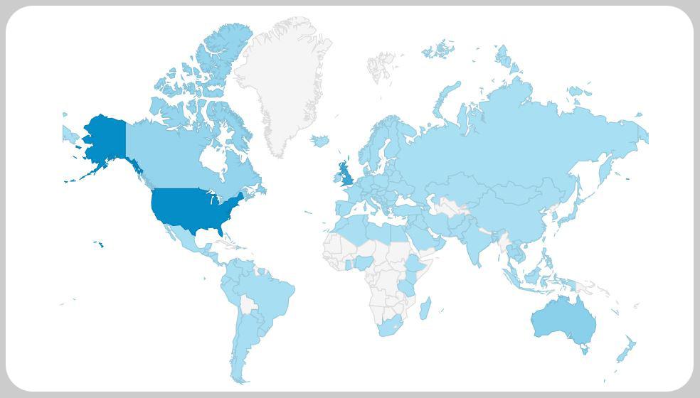 Awakening Global Statistics