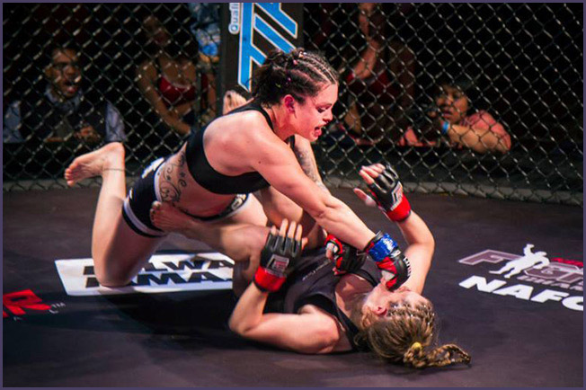 Photo Credit: MAISSABIESE and North American Fighting Championship