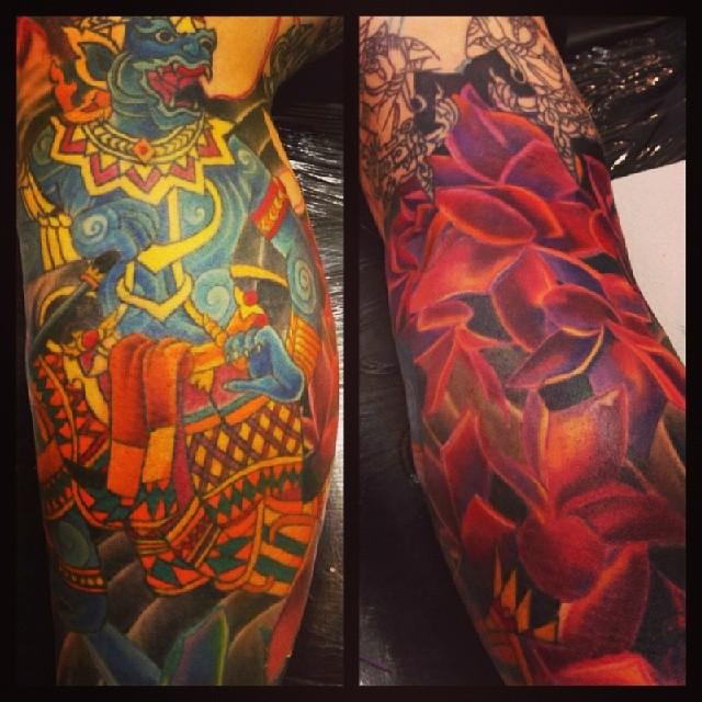 Tanya Merrett Tattoo