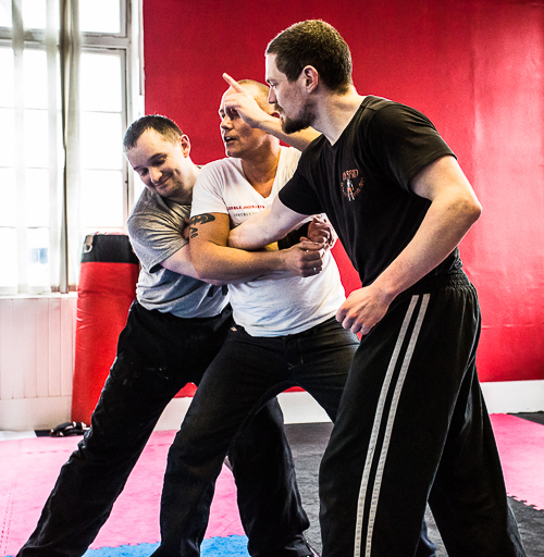Hybrid Fight Academy