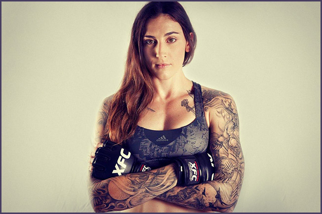 Megan Anderson | MMA | Awakening Fighters