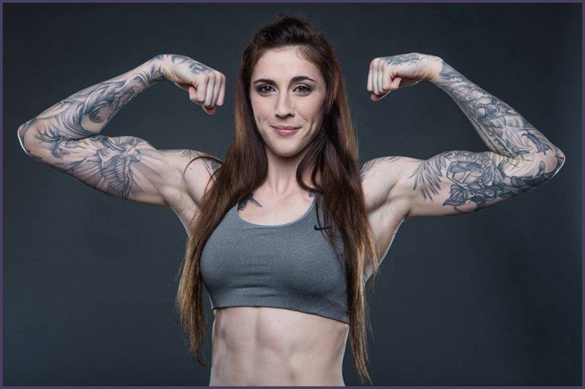 Megan Anderson. Photo Credit: Scott Hirano