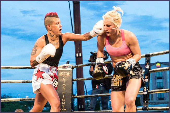 Image result for christine ferea mma