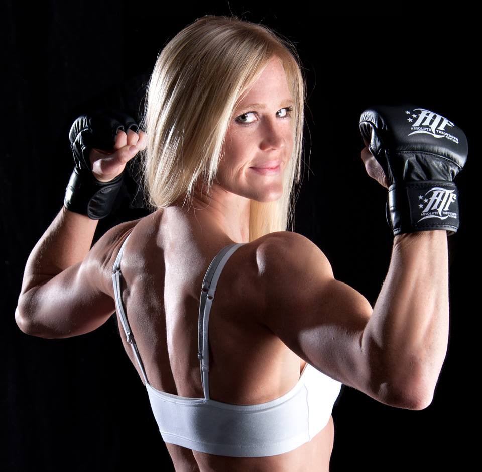 UFC finally signs Holly Holm