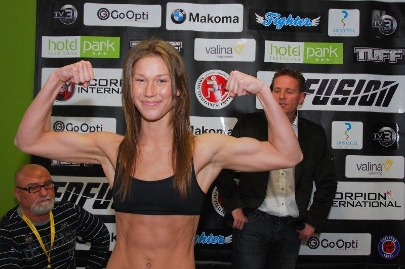 Lindsay Haycraft Weigh-In