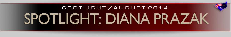 Spotlight: Diana Prazak