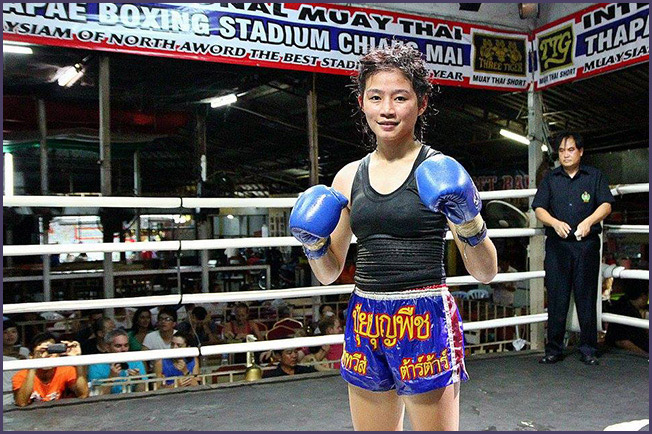 Photo Credit: Muay Thai Chiangmai