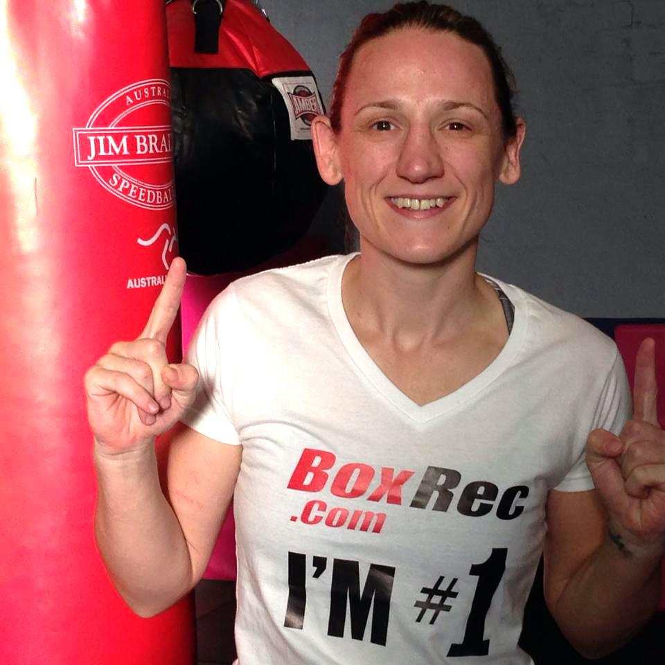 Diana Prazak BoxRec