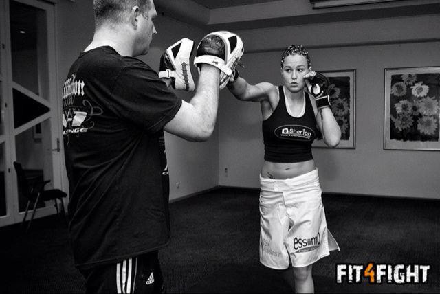 Jorina Baars Fit-4-Fight