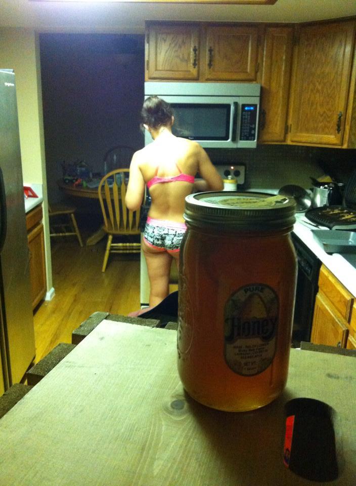 Maureen riordon Honey by Michael Sullivan