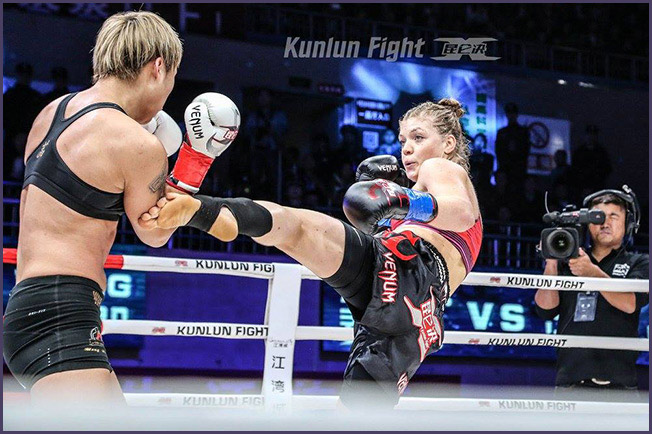 Photo Credit: Kunlun Fights