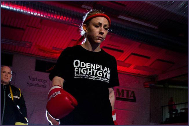 Sofia Olofsson. Photo Credit: Emil Svensson