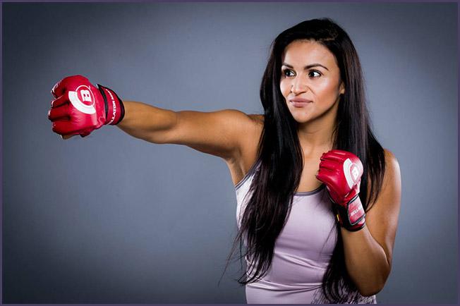 Veta Arteaga MMA Awakening Fighters