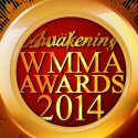 Awakening WMMA Awards 2014