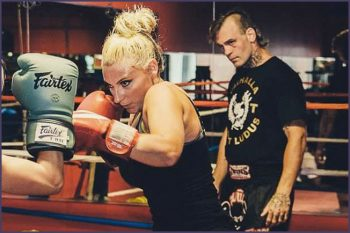 Brye Anne Russillo   Awakening Fighters