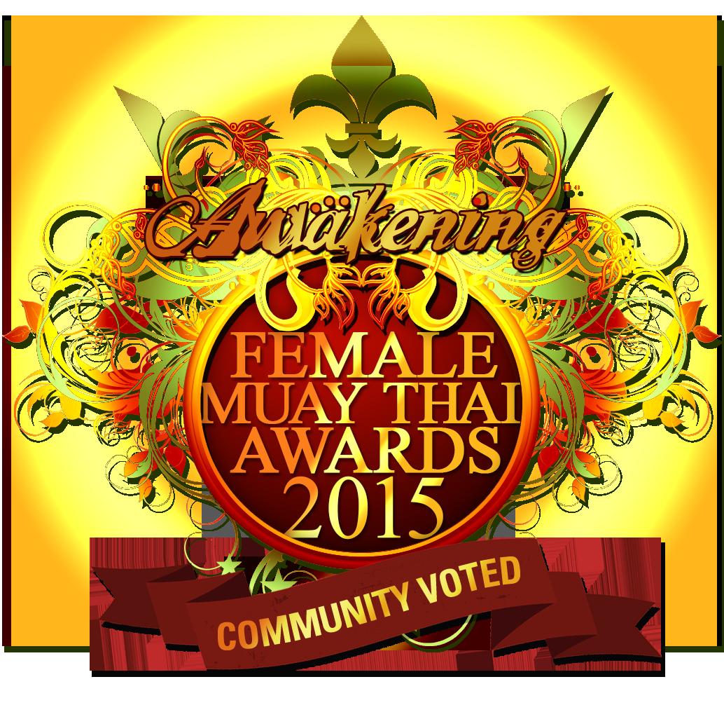 Awakening Female Muay Thai Awards 2015