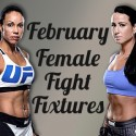 February Female Fight Fixtures and Results