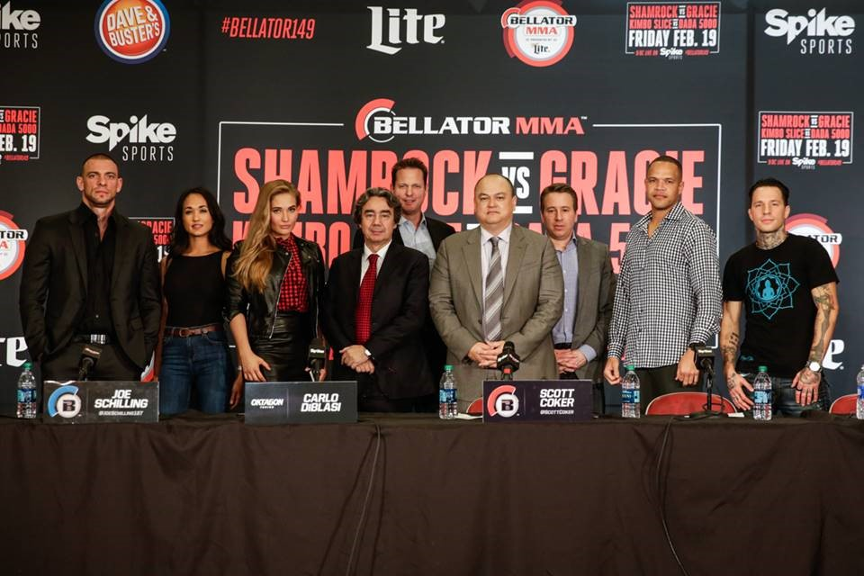 Bellator Press Conference