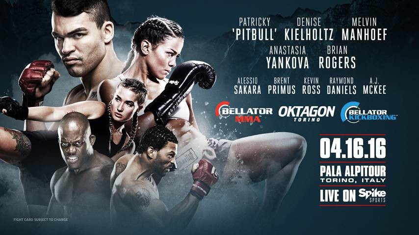 Bellator Kickboxing announced