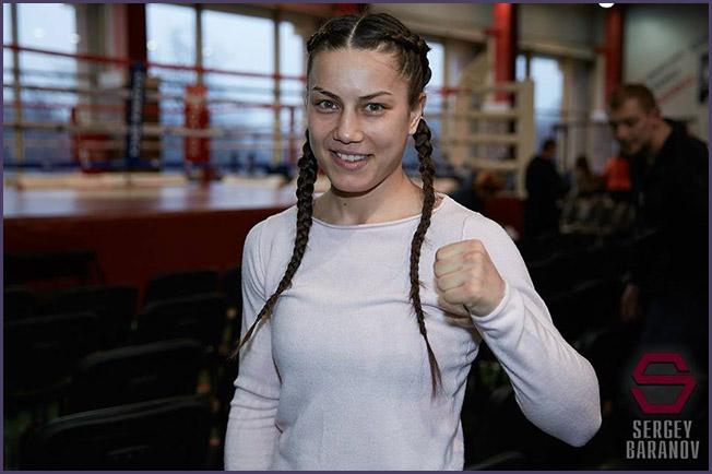 Firuza Sharipova