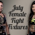 July Female Fight Fixtures & Results 2016