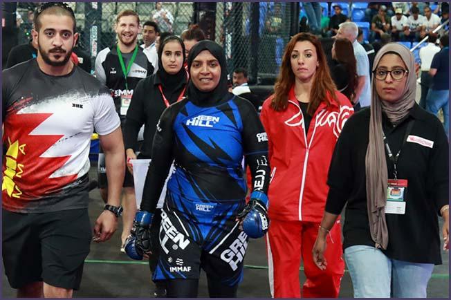 Fatema Bureshaid
