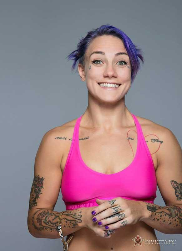 Jessy Jess | MMA » Boxing | Awakening Fighters