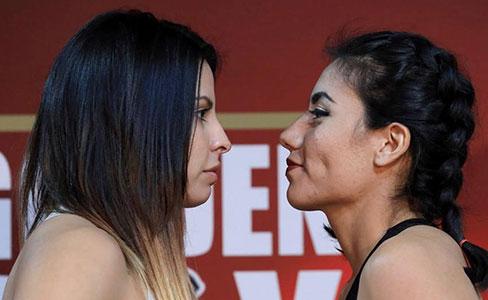 Marlen Esparza vs Karla Valenzuela