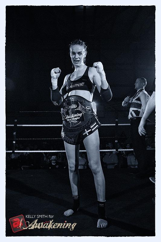 Awakening World Champion Lucy Payne