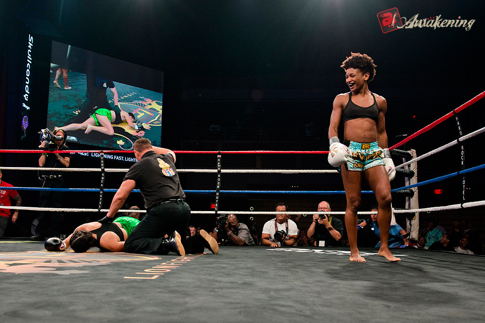 Angela Hill Vs Miranda Cayabyab