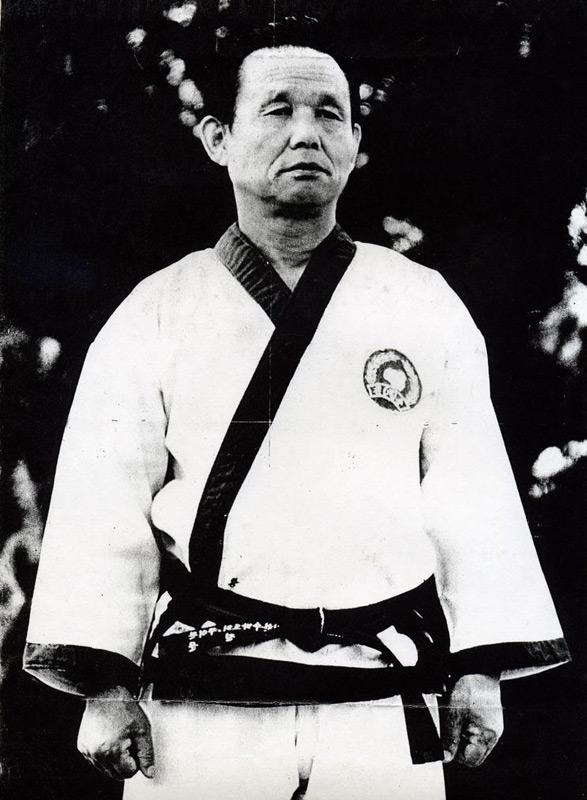 Grandmaster Hwang Kee