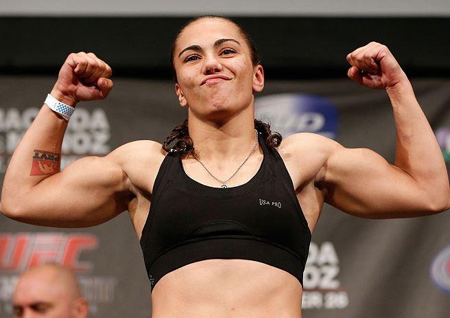 Jessica Andrade | MMA » BJJ